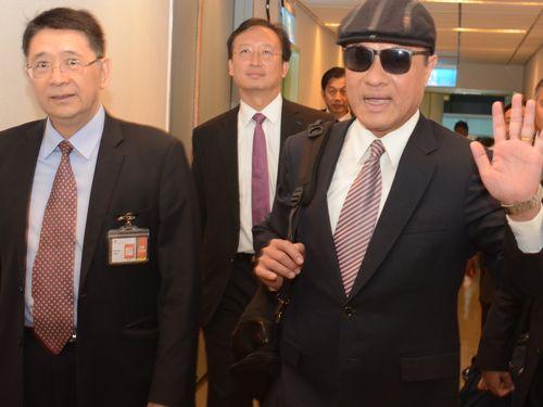 立法院長が訪日 アジアの国会議員による国際組織年次総会に出席/台湾