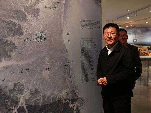 建築家・黄聲遠さんらのグループ、日本で賞獲得 台湾人初