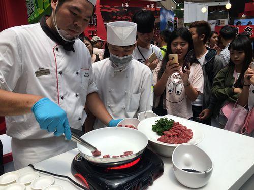 台湾、日本産牛肉の輸入解禁 16年ぶり/台湾
