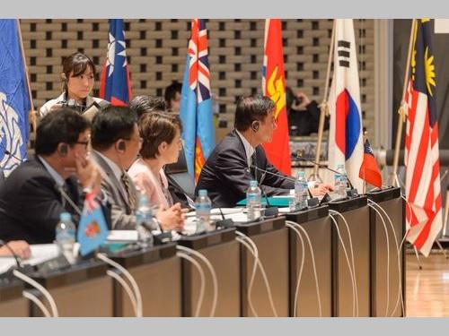 蘇立法院長、アジアの国会議員らに台湾をアピール「国際貢献に積極的」