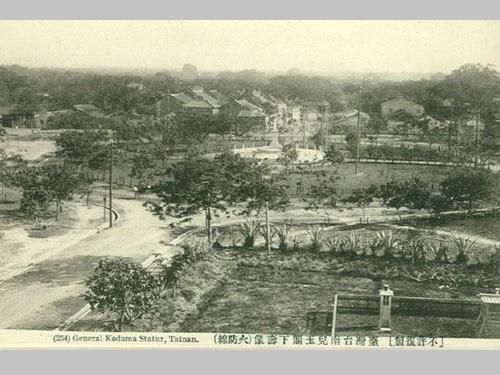 台湾・台南市、日本統治時代の公園修復へ 来年にも往年の姿が再現