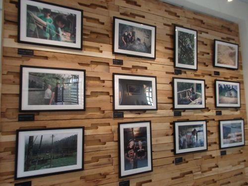 シラヤ風景区の魅力を発信 地元農家を写した写真展、台北で開幕/台湾