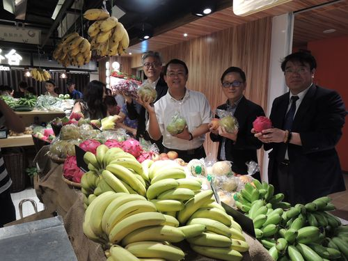 百貨店内に「市場」  手ごろ価格と人情味で消費者ニーズに対応/台湾・台中