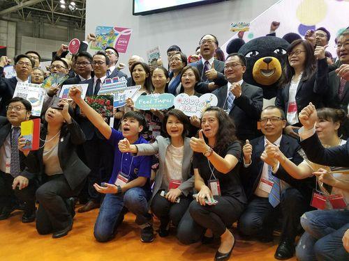 「ぜひ遊びに来て」台湾パビリオン、東京の旅行イベントで魅力を紹介