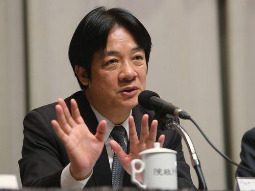 中国大陸、頼行政院長の発言に反発 「大陸と台湾は一つの中国」