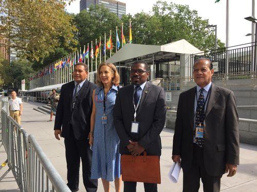 15友好国が国連事務総長に書簡 参加を求める台湾の声を代弁