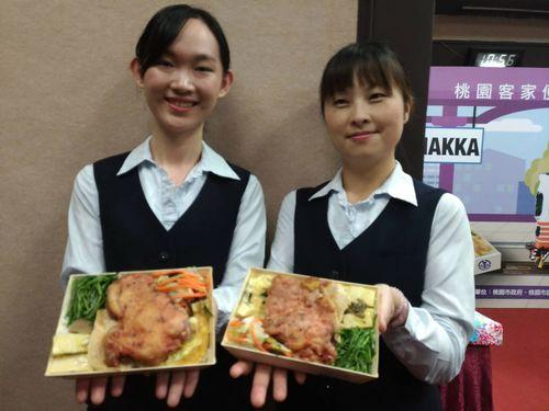 台湾鉄道、客家料理の弁当を販売  台北と桃園の2駅で数量限定