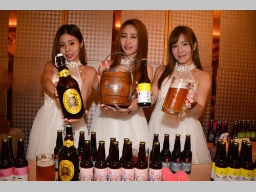 夕日眺めながら地元産クラフトビール楽しむ  淡水でフェス、来月開催/台湾