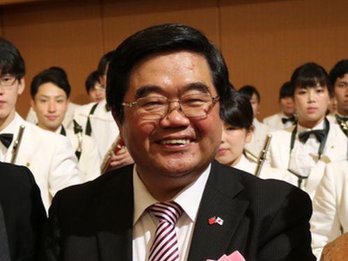 九大で「台湾研究講座」開講 駐福岡公館処長が講演