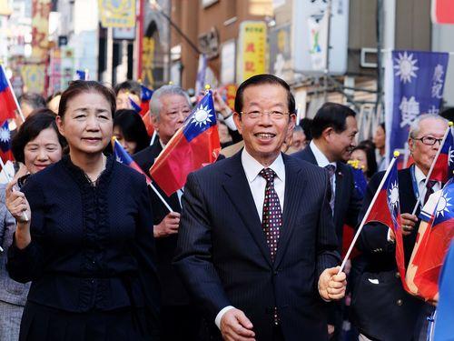 横浜の台湾系華僑、国慶節を祝う  千人が中華街をパレード