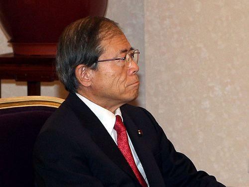 愛知和男氏=2008年7月撮影