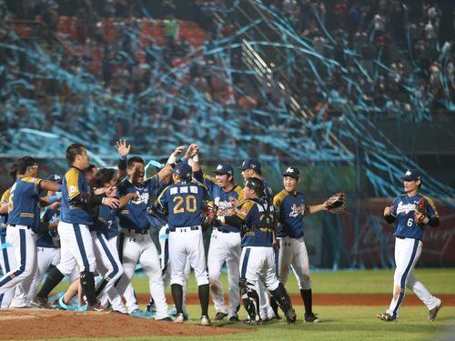 ラミゴ、後期もV=11年ぶり2度目の完全優勝/台湾プロ野球