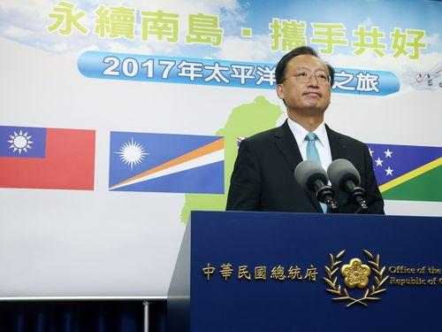 蔡英文総統、10月末に太平洋の3友好国を訪問へ/台湾