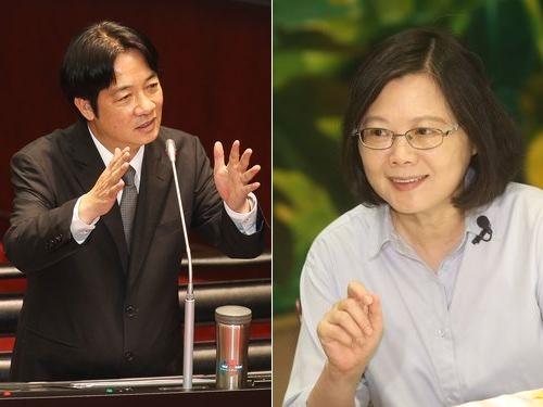 頼行政院長の施政満足度約7割に 蔡総統は約5割に回復=シンクタンク調査/台湾