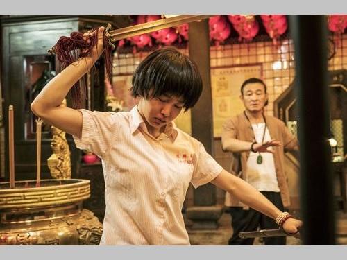 通霊少女の劇中写真=HBOアジア提供