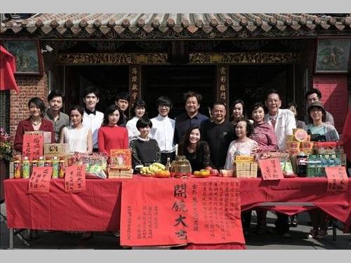 人気ドラマが映画化 主演のクラウド・ルーは1人3役に挑戦/台湾