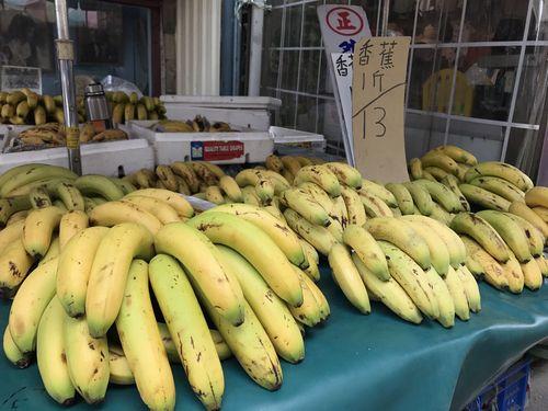 バナナの値崩れ深刻  高雄の青年、政府に日本への輸出拡大呼び掛け/台湾