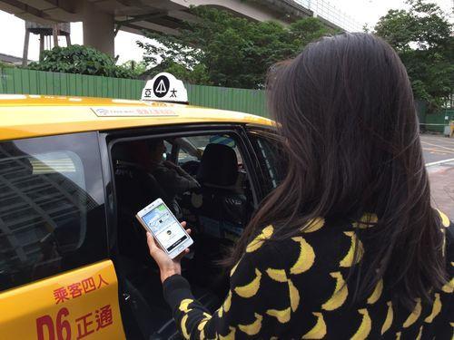 ウーバー、台湾のタクシー業者と提携  新サービスを台北で運用開始