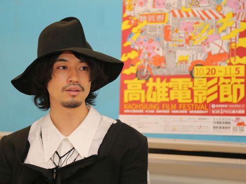 齊藤工、監督作を高雄映画祭で紹介 台湾語でファンにあいさつ