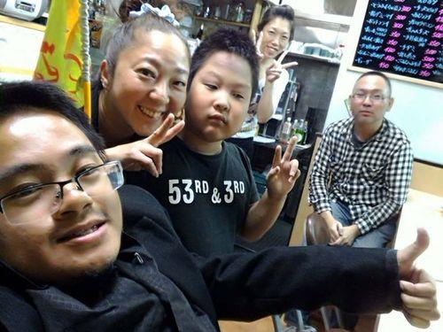 車椅子の「小さな巨人」、障害を乗り越え日本での生活を体験/台湾