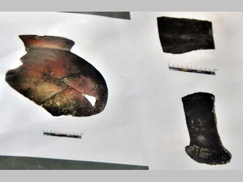 八仙洞遺跡で新石器時代の陶片など発見/台湾・台東