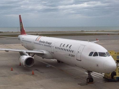 運航停止から1年 復興航空の保有機、依然野ざらしのまま/台湾
