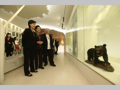 日本統治時代開館の台湾博物館、修復を終えてリニューアルオープン