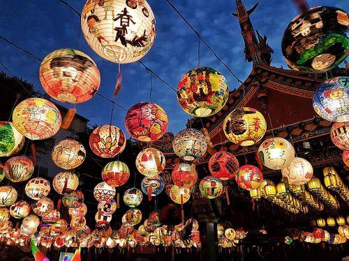 台南市民が絵付けしたランタン、大阪の夜を彩る 来月14日から/台湾