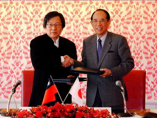 台湾と日本、税関相互支援や文化交流を促進へ 貿易経済会議が閉幕