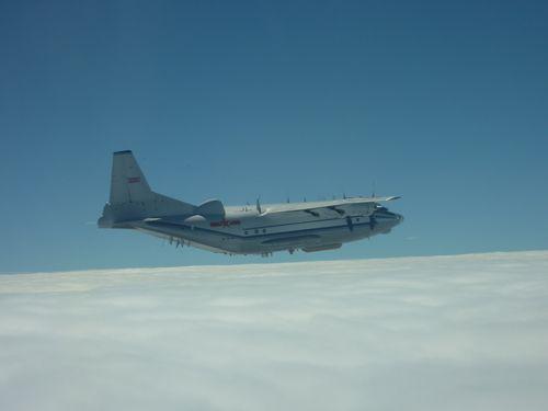 輸送機Y8=国防部提供