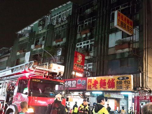 新北市の集合住宅で火災 9人死亡 放火の疑いでミャンマー人華僑を逮捕/台湾