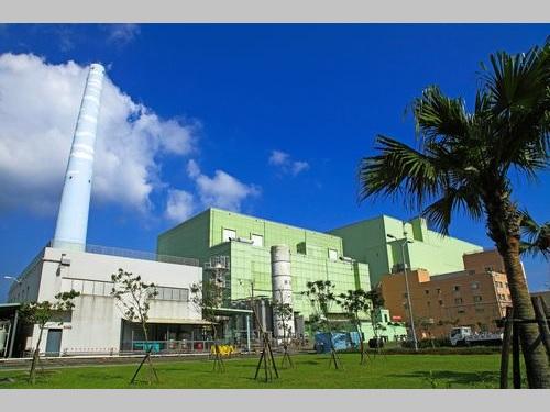 台湾第4原子力発電所=台湾電力提供