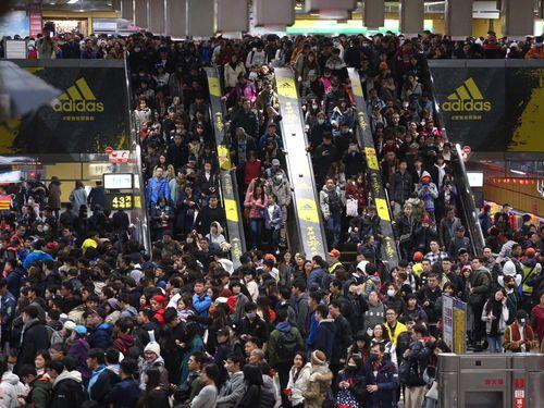 大みそかの終夜運転、259万人強が利用  台北メトロ/台湾