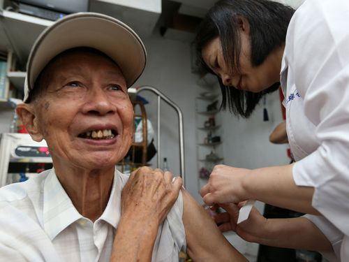 インフルエンザが流行  1月末にピーク迎える見通し/台湾