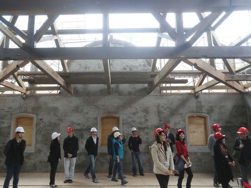 日本統治時代から残る台北の旧倉庫が移築再生へ  8月にプレオープン