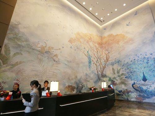 資料写真=台北マリオットホテル