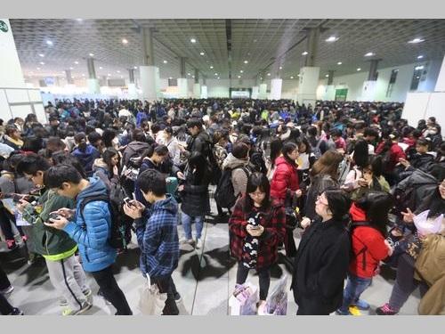 台北国際コミック・アニメフェス開幕  日本の声優や歌手らも登場/台湾