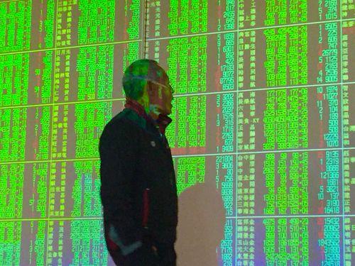 台湾株式市場、下落幅が一時史上最大に 米国で株価急落