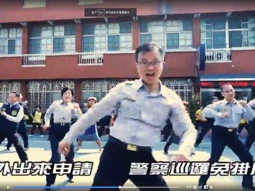 屏東県政府警察局枋寮分局提供