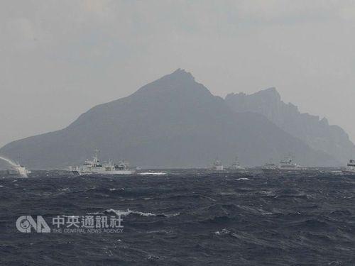 釣魚台列島(資料写真)