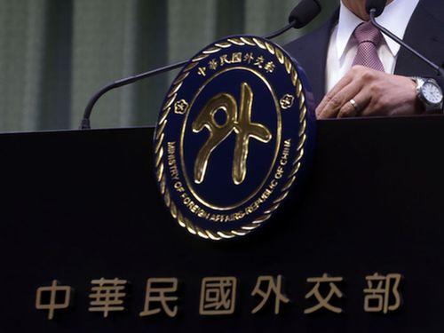 台湾、米との友好関係強調  米高官の「国旗非掲載は政策」発言受け