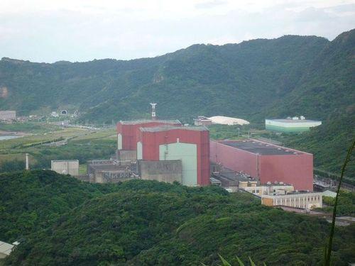 新北市万里区にある第2原子力発電所