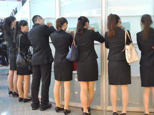 言葉や文化が近いことなどから台湾の求職者にとって中国大陸が海外就職する際の第一の選択肢