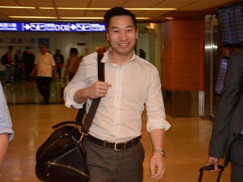 米国務省のアレックス・ウォン次官補代理