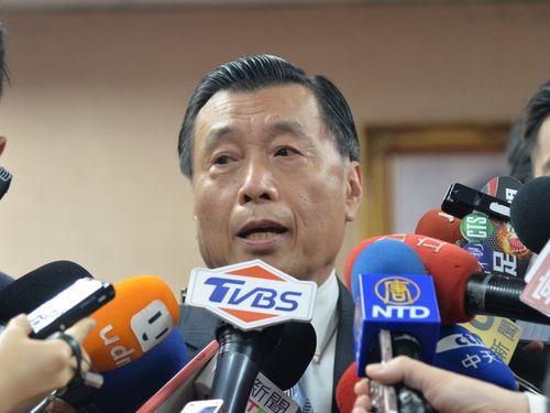 国家安全局の彭勝竹局長