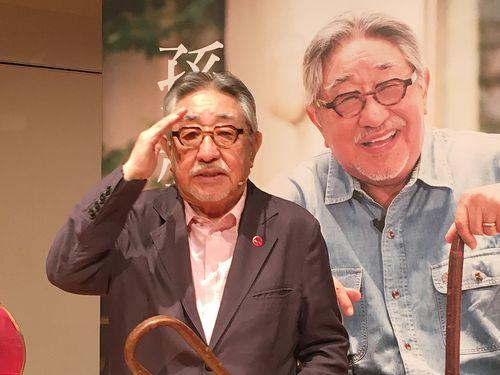 元俳優の孫越さん死去  慈善活動に尽力/台湾
