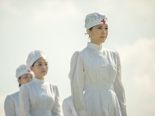 台湾ドラマ「智子之心」の劇中写真=大愛テレビ提供
