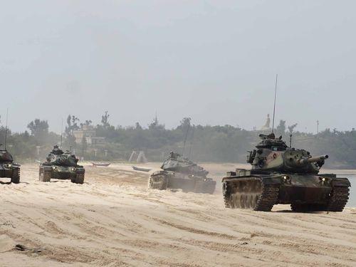 米軍の台湾軍事演習への参加促す...