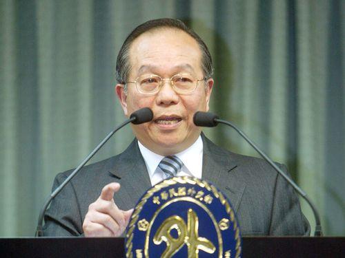 エスワティニ駐在の中華民国(台湾)大使、陳経銓氏=資料写真