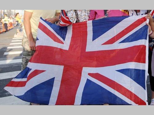英国旗ユニオンジャック